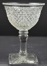 Vintage Westmoreland Glass English Hobnail Pattern Liquor Cocktail Glass... - $7.99