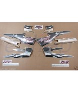 Decals set for Black Honda Africa Twin XRV-750 1995/96/97/98 stickers kit - $115.00