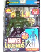 Marvel Legends - Galactus Series - HULK   Action Figure - 2005 - $44.50