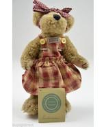 Boyds Bears & Friends Collection Eudimia Quignapple Collectible Plush Te... - $14.99