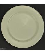 """Crafting Plate Plain White 9.875"""" Wide Dinner Plate Homer Laughlin Seville - $6.99"""