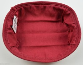 Longaberger Small Loaf Basket Liner Paprika Collecectible Accessory Fabric Decor - $12.99
