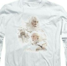 The Lord of the Rings Gandalf The White Wizard long sleeve t-shirt LOR3007 image 2