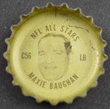 Vintage Coca Cola NFL All Stars Bottle Cap Los Angeles Rams Maxie Baughan Coke - $6.99