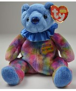 """Ty The Beanie Babies Collection September Bear 7.5"""" Tall Collectible Tie... - $14.99"""