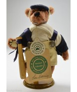 Boyds Bears The Archive Collection Lou Bearig Plush Collectible Teddy Ba... - $13.99