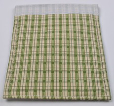 Longaberger Handle Gripper Homestead Green Pattern Colectible Accessory ... - $14.99