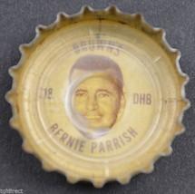 Coca Cola NFL Bottle Cap Cleveland Browns Bernie Parrish Coke Vintage Football - $6.99