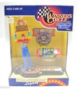 Starting Lineup Winner's Circle 50Th Anniversary 1997 Jeff Gordon Figure... - $19.99