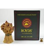 Boyds Bears Treasure Box Sunny's Stalks Corny McNibble Enesco Fall Autumn N - $19.99