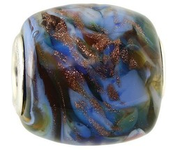 Fenton Artisan Crafted Glass Cornerstone Bead M... - $55.00
