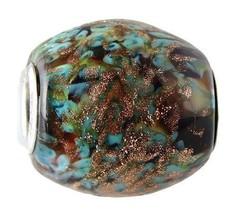 Fenton Artisan Crafted Glass Cornerstone Bead D... - $55.00