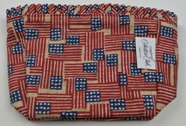 Longaberger Collector's Mini Flag Basket Liner Old Glory Collectible Acc... - $11.99