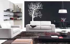 7 Foot Tree Silhouette Room Design Vinyl Wall Sticker - $69.99