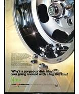 Vintage LEE ELIMINATORS ET Mag Wheel Rims 1973 Advertisement +FREE Ad! - $11.83
