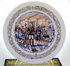 DArceau Limoges Lafayette Legacy Collection Plate number 3 w/ COA - $32.00