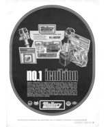 Vintage MALLORY IGNITION Racing Hot Rod Systems 1973 Advertisement +FREE... - $11.83