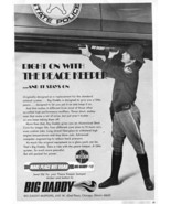 Vintage BIG DADDY MUFFLERS Racing Hot Rod Systems 1973 Advertisement +FR... - $11.83