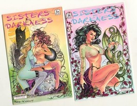 Don Paresi Super 1993-2004 Darker Sexy Collector Bundle Deal SIGNED~Wow - $109.88