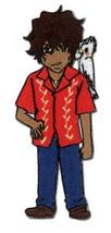 Bleach Chibi Chad Sado Patch GE7223 NEW! - $11.99