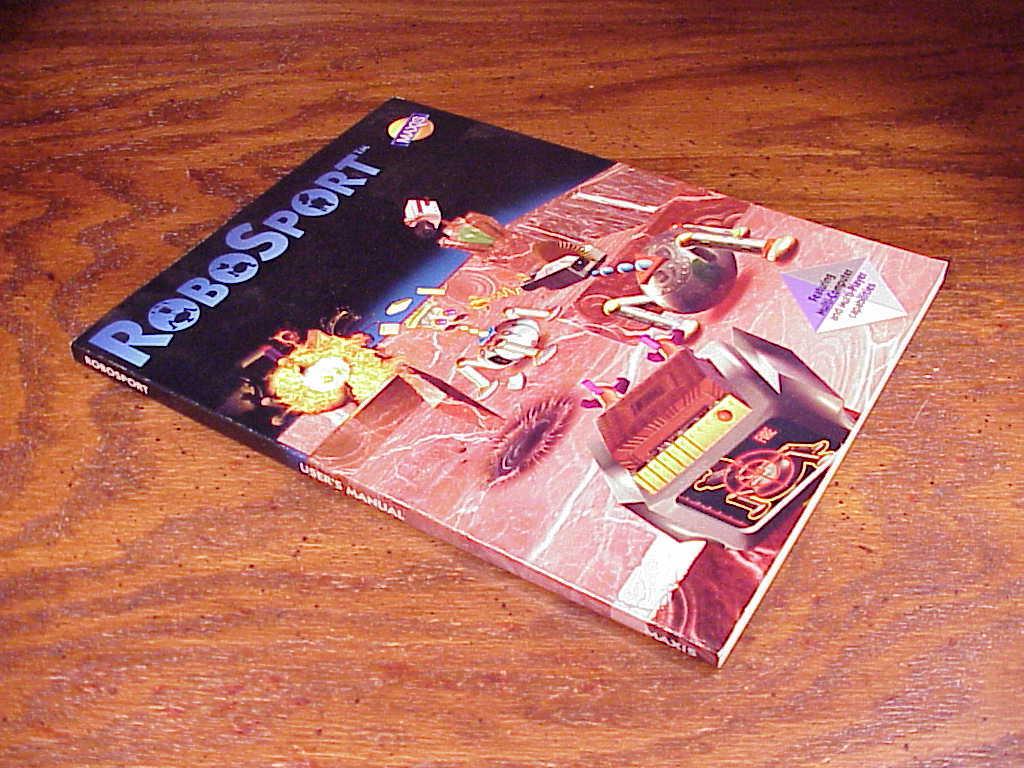 robosport vintage pc game user manual and 50 similar items rh bonanza com Air Raids On Darwin 19 February 1942 Air Raids On Darwin 19 February 1942
