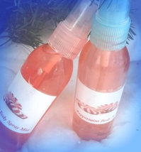 peppermint body spray, spray, beauty, peppermint, body mist, mist, norma... - $5.00
