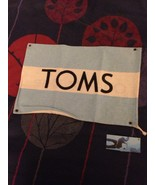 6 DUST COVER BAGS Toms 10 x 14 1/2  - $3.50