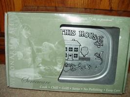 Wilton Armetale Serveware Bless This House - $17.00