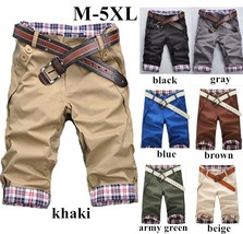 Men Summer Fashion Leisure Short Pants Causual Comfort High Quality Pants - $24.48