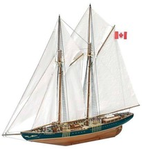NEW Latina Bluenose II Ship Model Kit Wooden Model Kit NEW MIB - $288.92