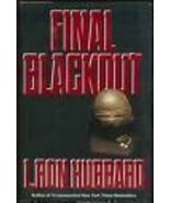 Final Blackout L Ron Hubbard  Science Fiction 1st Edition - $7.50