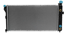 RADIATOR GM3010102 FOR 97 98 99 00 01 02 03 CENTURY VENTURE INTRIGUE SILHOUETTE image 2