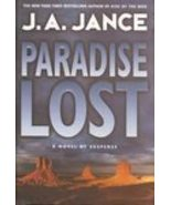 Paradise Lost by J.A. Jance Signed 1st Edition - $17.50