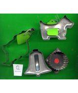 Aluminum Cookie Cutters w/Scottie dog.....Lot Q - $10.00