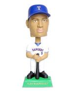 ALEX RODRIGUEZ, Texas Rangers, BOBBLEHEAD, NIB - $10.28