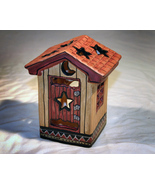 Western Outhouse Candle Holder - $7.99