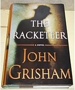 Book: The Racketeer John Grisham Hardback with Dust Jacket First Edition - $10.99