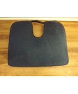 Tush Cush Original Orthopedic Seat Cushion Standard Navy Blue - $19.99