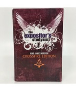 The Expositor's Study Bible Crossfire Edition by Jimmy Swaggart KJV (Har... - $34.58