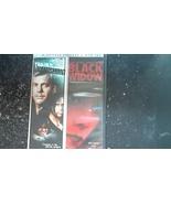 The Vanishing/Black Widow DVD (2006, 2-Disc Set) - $4.00
