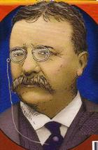 THEODORE ROOSEVELT INSTANT DISGUISE KIT ONE SIZE - $18.00