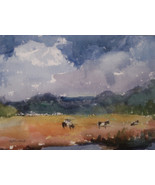Art Paintings Ruth Dugdale Signed Watercolor Providence Art Club 01968 - $199.00