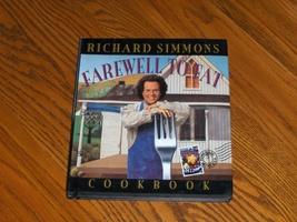 Richard Simmons Farewell To Fat Cookbook - $10.00