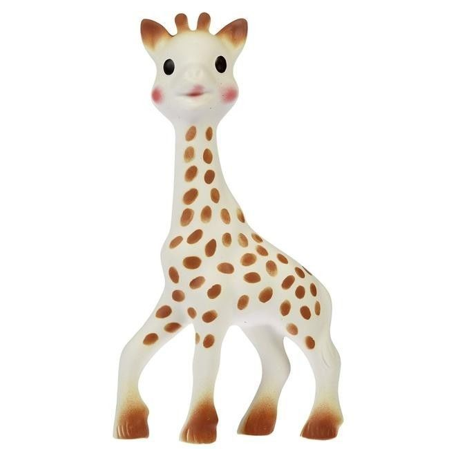 Primary image for Vulli Sophie the Giraffe Teether Baby Gum Teether Natural Rubber Infant Gift Toy