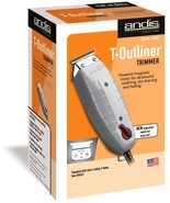 Andis T-OUTLINER Trimmer # 04710 Barber Salon Hair cut *NIB* Original Cl... - $59.74