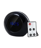 Mini HD Alarm Clock Camera Remote Control DVR Digital Video Recorder DV ... - $39.95