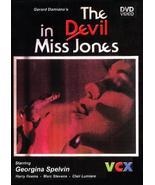 The Devil in Miss Jones (1973) - Harry Reems  Georgina Spelvin  ALL REGI... - $19.90