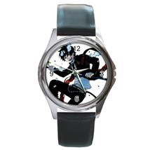 Ao no Blue Exorcist Manga Anime Leather Watch wristwatch Gift - $12.00