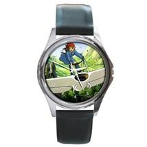 Nausicaa of the Valley of the Wind Manga Anime Leather Watch wristwatch ... - $12.00