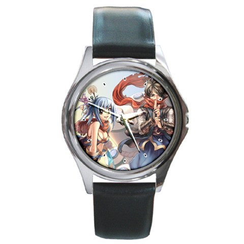 New Ragnarok Online Ninja Leather Gaming Watch wristwatch Gift